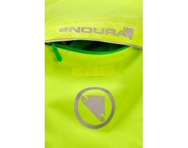 ENDURA XTRACT waterproof jacket high vis yellow