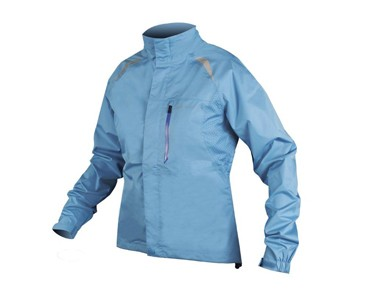 GRIDLOCK II women's waterproof jacket sky