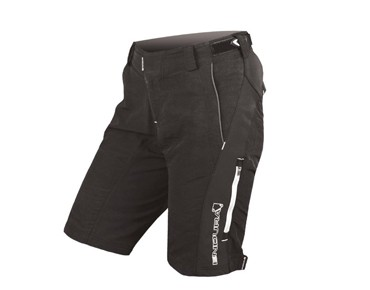 ENDURA SINGLETRACK II damesshort black