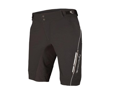 ENDURA SINGLETRACK LITE women's shorts black