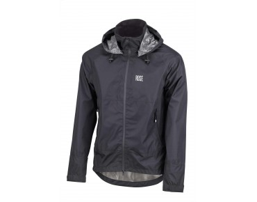 ROSE RR 01 Regenjacke black