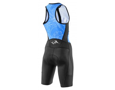 sailfish SPIRIT women's trisuit blue