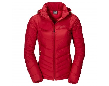 Jack Wolfskin SELENIUM DOWN women's jacket indian red