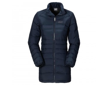 Jack Wolfskin HELIUM DOWN COAT Damen Mantel night blue