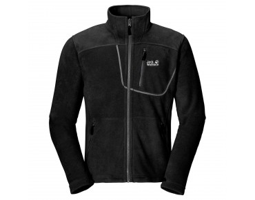 Jack Wolfskin VERTIGO fleece jacket black
