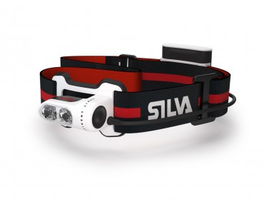 Silva Trail Runner II/ Trail Runner II USB  head lamp black/red