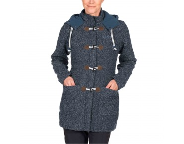 Jack Wolfskin MILTON women's coat night blue