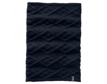 Jack Wolfskin PLAIT LOOP loop scarf night blue