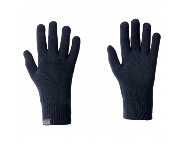 Jack Wolfskin RIB Handschuhe night blue