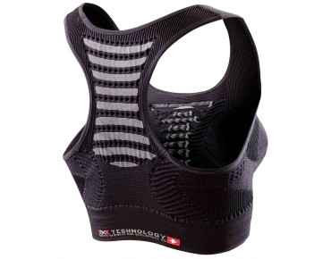X BIONIC ENERGIZER SPORTS BRA black
