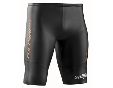 sailfish CURRENT neopreen zwembroek black