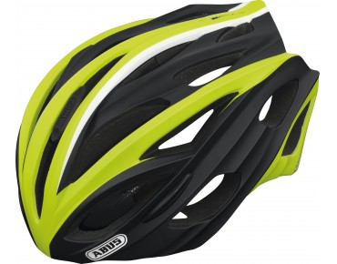 ABUS IN VIZZ racehelm race green