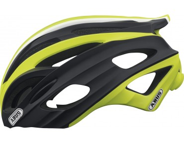 ABUS In VIZZ road helmet race green
