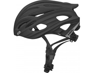 ABUS In VIZZ road helmet black
