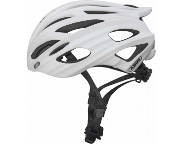 ABUS In VIZZ road helmet white