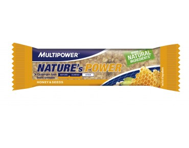 Multipower NATURE'S POWER BAR Honey & Seeds