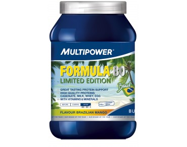 Multipower FORMULA 80 EVOLUTION drink powder Brazilian Mango