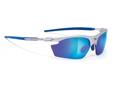 RUDY PROJECT RYDON Sportbrille silver/multilaser blue