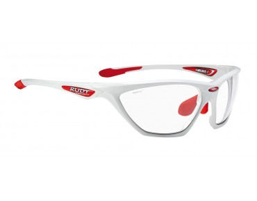 RUDY PROJECT FIREBOLT Brille white gloss/photoclear