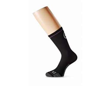 ASSOS bonKa_EVO7 Wintersocken black