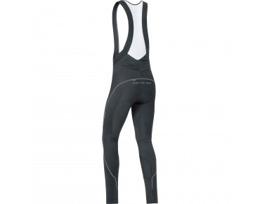 GORE BIKE WEAR WINDSTOPPER soft shell bib tights black