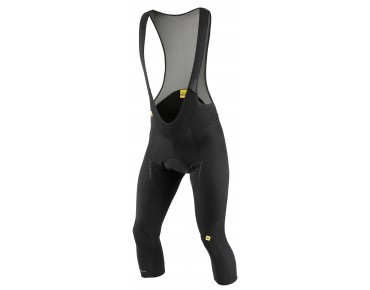 MAVIC COSMIC windbreaker thermal bib tights 3/4-length black