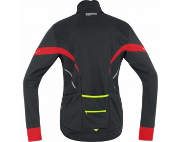 GORE BIKE WEAR POWER 2.0 SO Jacke black/red
