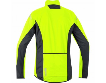 GORE BIKE WEAR ELEMENT WS SO jacket day-glo yellow/black