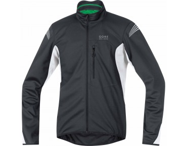 GORE BIKE WEAR ELEMENT WS SO jacket black-white