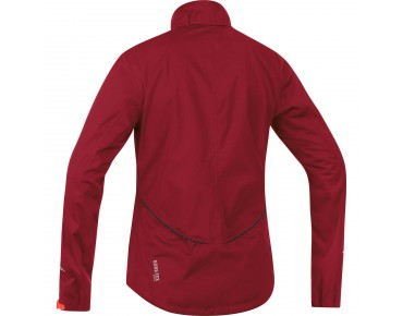 GORE BIKE WEAR ELEMENT GT AS Damen Regenjacke ruby red/lumi orange
