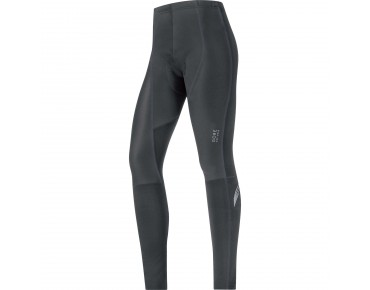 GORE BIKE WEAR ELEMENT LADY WINDSTOPPER softshell tights+ black