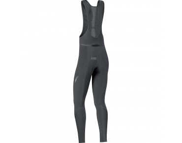 GORE BIKE WEAR ELEMENT women's thermal bib tights without seat pad black