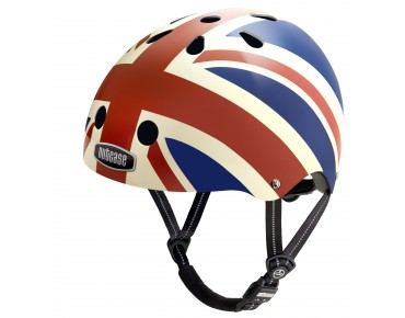 nutcase LITTLE NUTTY Kinderhelm Union Jack