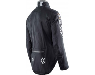 X BIONIC SYMFRAME waterproof jacket black