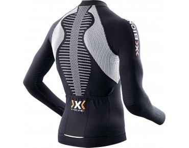 X BIONIC THE TRICK long-sleeved jersey black