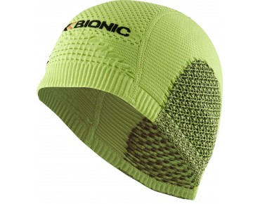 X BIONIC SOMA CAP LIGHT Helm Mütze green lime/black