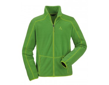 Schöffel GIDEON fleece jacket treetop green
