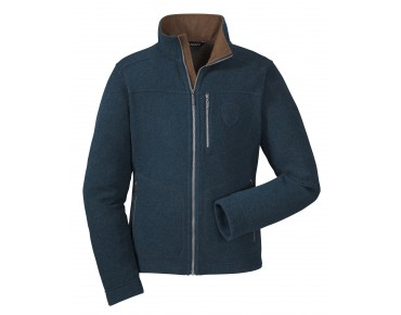 Schöffel KENDRICK fleece jacket dress blue