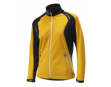 Löffler TEAMLINE WINDSTOPPER Soft Shell women's jacket mango