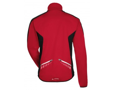 VAUDE POSTA IV Softshell jack red