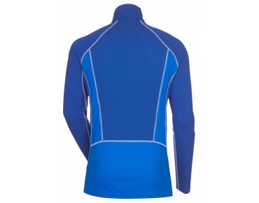 VAUDE LA LUETTE thermal long-sleeved jersey hydro blue