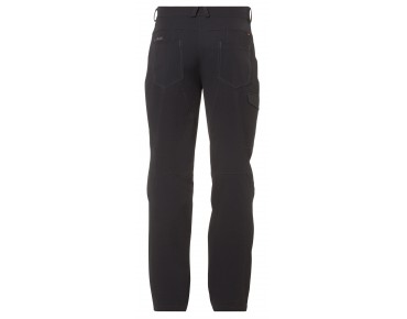 VAUDE LAUCA thermal soft shell trousers black