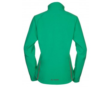 VAUDE QIMSA women's soft shell jacket atlantis
