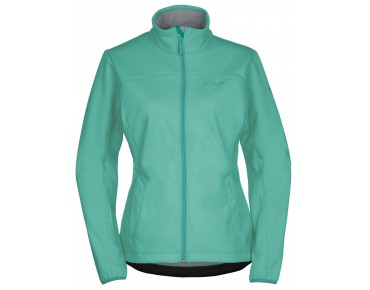 VAUDE WINTRY Women's thermal soft shell jacket atlantis