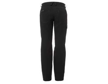 VAUDE LAUCA women's soft shell trousers black