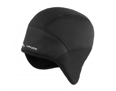 VAUDE BIKE WINDPROOF CAP III helmet cap black