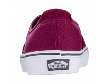 VANS AUTHENTIC Sneaker Low Cut port royale/black