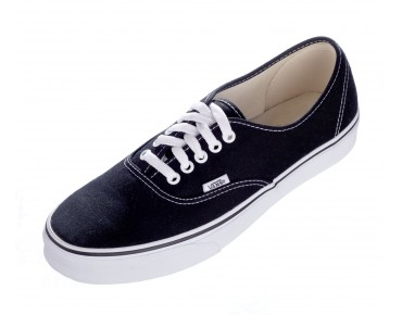 VANS AUTHENTIC low cut sneakers black