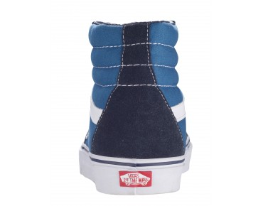 VANS SK8-HI high cut sneakers navy