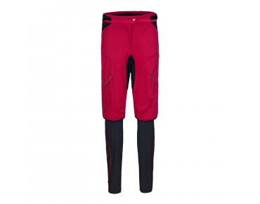 GONSO BURNABY Damen 3-IN-1 Hose crimson
